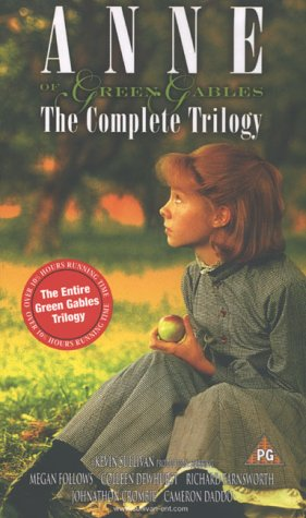 Price comparison product image Anne Of Green Gables - The Complete Trilogy [3 VHS Box Set]