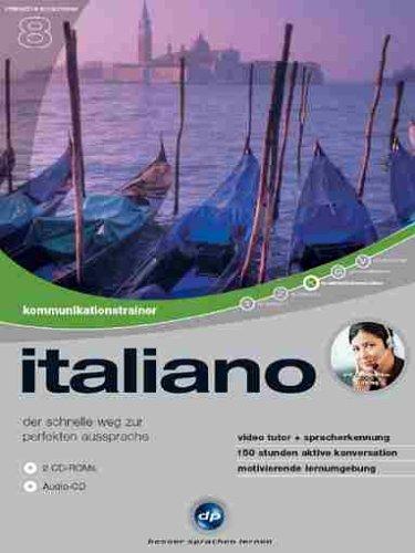 Interaktive Sprachreise V8: Kommunikationstrainer Italienisch