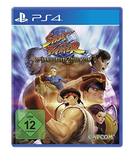 Street Fighter - Anniversary Collection [PlayStation 4]