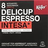 Käfer Espresso Intesa - Kaffekapseln, 10er Pack (10 x 10m Kapseln)