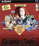 Software - Micrografx Graphics Suite 3 SE, 4 CD-ROMs Die umfassende Grafiklösung für den professionellen Einsatz. Für Windows 95/98/Me/NT