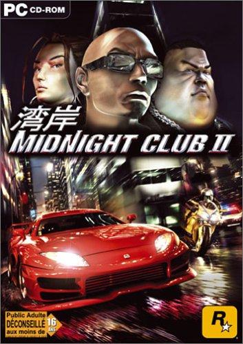 Midnight Club II (Club Midnight Pc)
