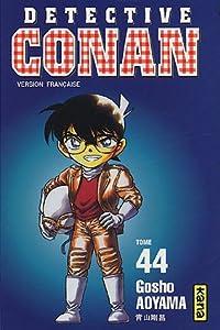 Détective Conan Edition simple Tome 44