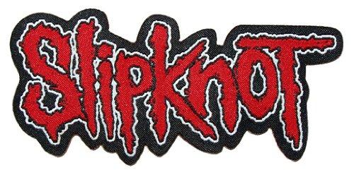 SLIPKNOT Logo Cutout toppa 10x 4cm
