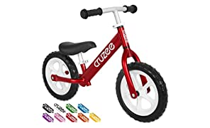Cruzee UltaLite Balance Bike (2kg) for Ages 3 To 5 Years
