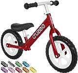 Cruzee, Balance Bike, bicicletta per bambini da un anno e mezzoa 5anni, peso 2 kg
