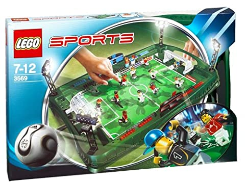 LEGO Sports 3569 Grand Soccer Stadium