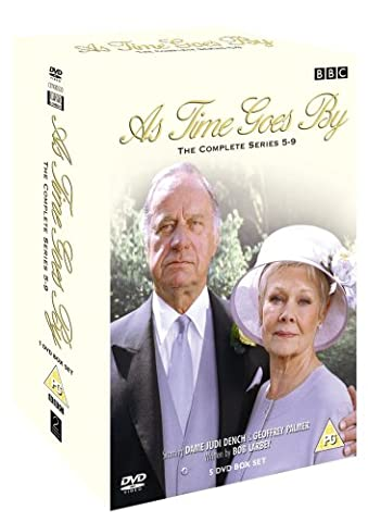 As Time Goes By Series 5-9 Box Set [DVD]