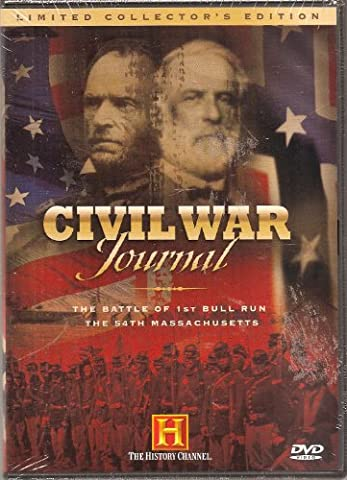 Civil War Journal Limited Collector's Edition, Vol 2, The Battle of 1st Bull Run, The 54th