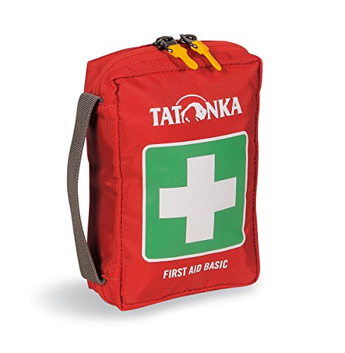Tatonka Erste Hilfe First Aid Basic, red, 18 x 12,5 x 5,5 cm