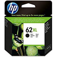 HP 62XL High Yield Black Original Ink Cartridge C2P05AE