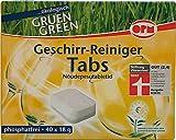 ORO Geschirrspültabs/2552 Tabs Green 1 Inh.40 Tabs