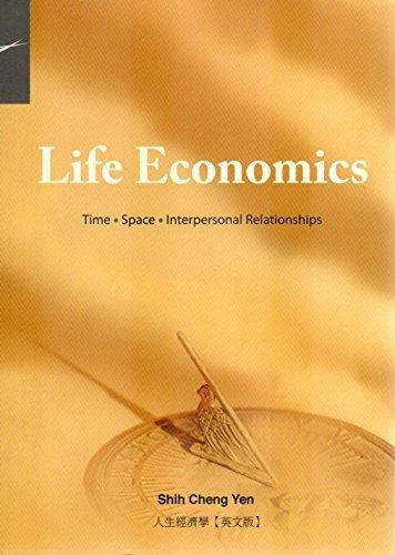 Life Economics by Shih Cheng Yen (2013-08-02)