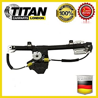 Electric Window Regulator FREELANDER Rear Right Side W/O Motor ALPHA TEC CVH101202