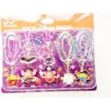 [Disney Resort limit?e] [2013] Disney Halloween Monsieur Patate et Mme Patate Strap Set [2013] Halloween Carnaval (japon importation)