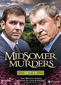 Midsomer Murders Set 19 [DVD] [Region 1] [US Import] [NTSC]
