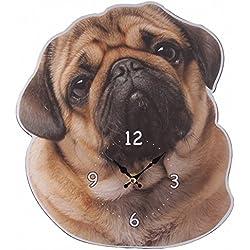Decorativo en forma de reloj de pared CARLINO