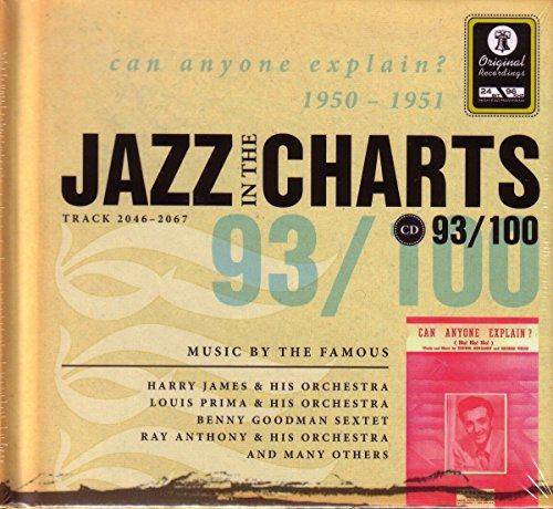 Jazz in the Charts 93/1950-51