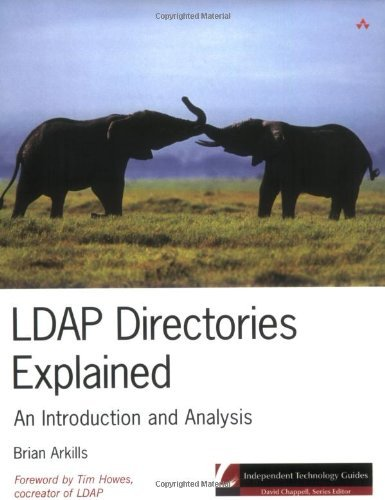 LDAP Directories Explained: An Introduction and Analysis by Brian Arkills (2003-03-02) par Brian Arkills
