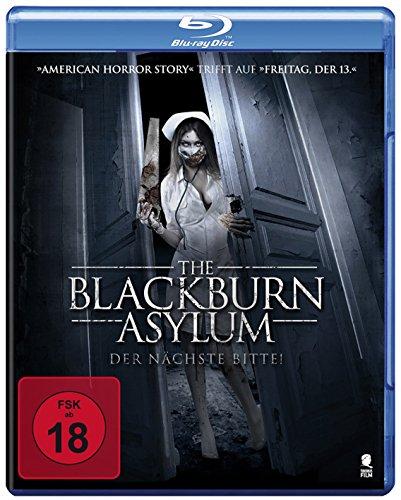 The Blackburn Asylum - Der Nächste bitte! [Blu-ray]