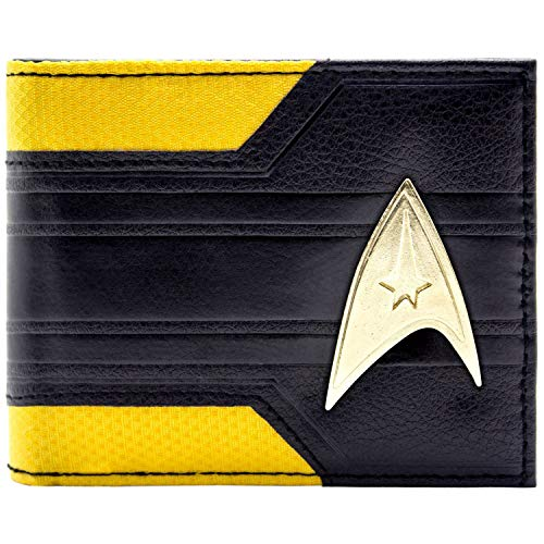 Star Trek Logo Mehrfarbig Portemonnaie Geldbörse