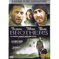 Brothers (2009) Natalie Portman, Jake Gyllenhaal DVD