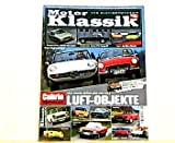 Motor Klassik. Das Oldtimermagazin von auto motor und sport. Heft: 6 / 2008. Mit Themen u.a.: Cabrio Spezial. Alfa Romeo Spider 2000 und MGB. Luft-Objekte.
