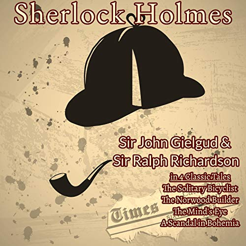 Sherlock Holmes - 4 Classic Tales