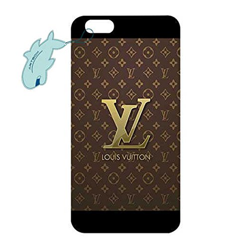 Schutzhülle für iPhone 6/6S Plus, Louis und Vuitton Marke Logo iPhone 6Plus/14cm Fall Platsic Rückseite Schutzhülle (Vuitton Louis Handy)