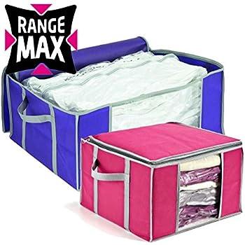 Range Max - Housse + Sac sous vide (Petit modèle + Grand Modèle): Amazon.fr: Cuisine & Maison
