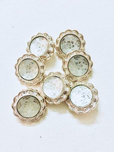 Eerafashionicing Royal Buttons for Women's Kurtis