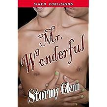 Mr. Wonderful [Sweet Perfection 2] (Siren Publishing Classic Manlove)
