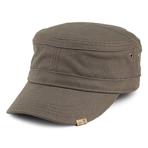 Timberland Feldmütze - Olivgrün - Einstellbar (Timberland Hat)