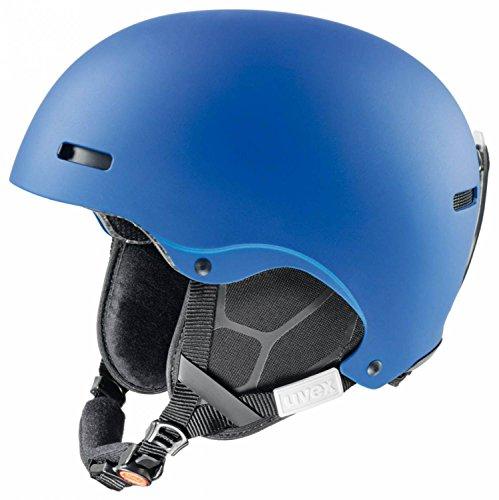 UVEX Skihelm HLMT 5 Pure, Cobalt Met Mat, 55-59 cm