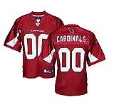 Reebok, Arizona Cardinals NFL, riproduzione della maglia della...