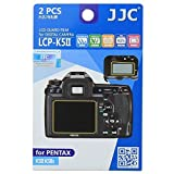 JJC LCP-K5II 2 Kits Guard Film Digital Camera LCD Display Screen Protector Cover for Pentax K5II K5IIs Camera