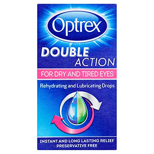 Optrex Drops for Dry & Tired Eye...