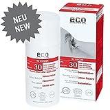 eco cosmetics Sonnenlotion LSF 30 'No Biocide' (bio, vegan, Naturkosmetik) Antimück