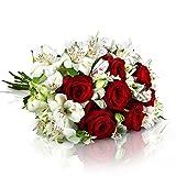 MIFLORA Blumenstrauß Romantischer Bote | Entworfen von der Europameisterin