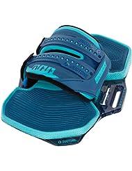 Duotone Kitesurf footpads Entity Combo 2019 Blue S / M