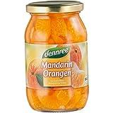 Produkt-Bild: dennree Mandarin-Orangen im Glas (350 g) - Bio