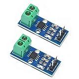 AZDelivery ACS712/corrente modulo sensore Campo di misurazione Range Current sensore per Arduino Bascom 3x ACS712 30A
