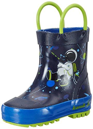Kamik Boys' Orbit Wellington Boots