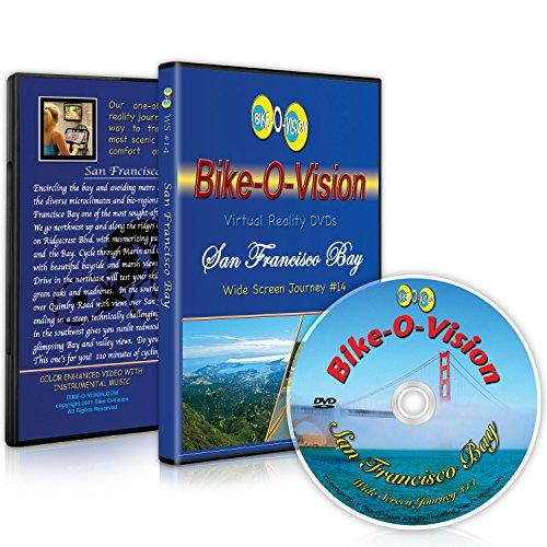 Preisvergleich Produktbild Bike-O-Vision Cycling Video- San Francisco Bay (Widescreen DVD 14)