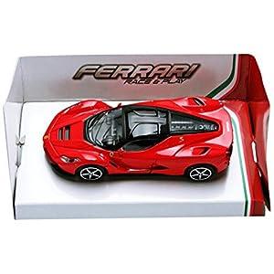 Tobar Bburago - Unidad Ferrari Laferrari 31137r / 36.000, vehículo en Miniatura, Escala 1/43, Surtido: Modelos/Colores aleatorios