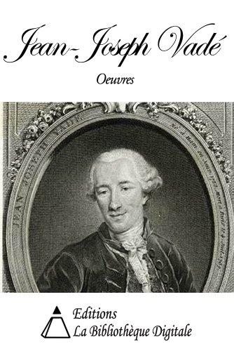 En ligne Oeuvres de Jean-Joseph Vadé epub, pdf