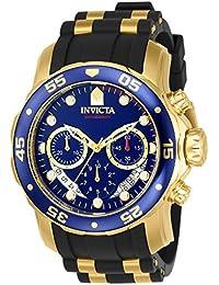 Invicta 6983 Pro Diver - Scuba Reloj para Hombre acero inoxidable Cuarzo Esfera azul