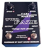 Carl Martin Two Faze Dual Vintage Style Phaser