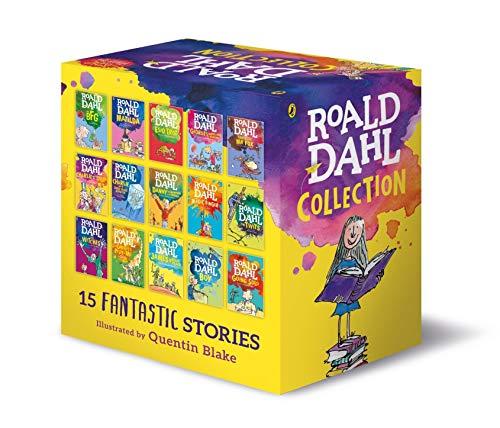 Roald Dahl 15-Book Boxed Set-PROP-RMS par Roald Dahl