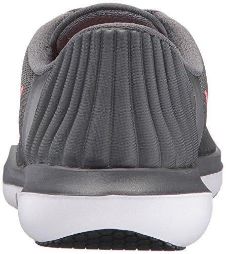 Nike 884491-103, espadrilles de basket-ball homme Dark Grey